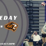 Girls Volleyball vs Oviedo