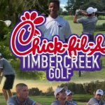 Boys Golf Chick-fil-A