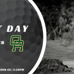 Girls Golf vs Oak Ridge