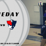 Girls VB vs Freedom