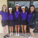 Girls Golf at Metro Tourney