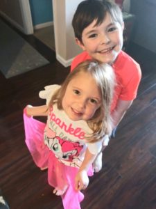 Daniel Mercers Kids