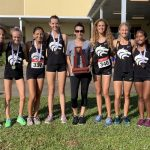 Girls Cross Country District Champs
