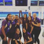 Girls Bowling District Champs