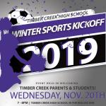 Winter Sports Kickoff 2019