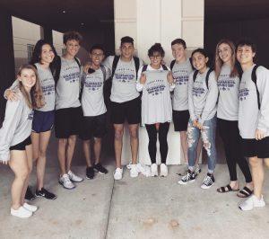 TC swimmers