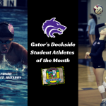 Student Athlete of the Month