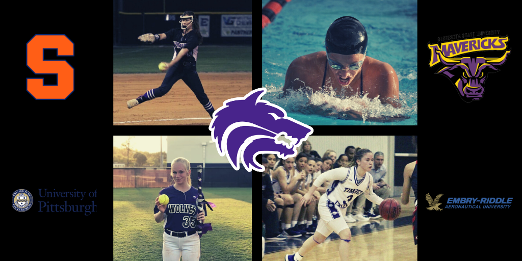 TC Athletics Spotlight | 2019 College Signings