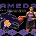 Girls Basketball | GAMEDAY vs Boone Braves