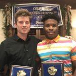 Jake Johnson Touchdown Club Award