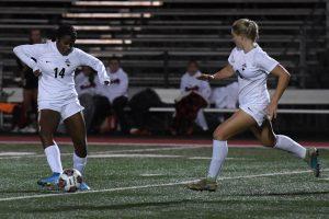 Girls Soccer vs Lake Mary