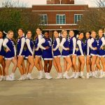 Girls Competitive Cheer   Place 1st at Hawks Invitational