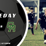 Boys Soccer vs Oak Ridge