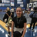 Girls Wrestling   Sophomore, Bailey Waltz Places 3rd at DP Tournament