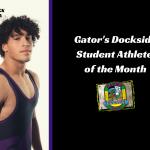 December Spotlight | @DAcosta018, Gators Student Athlete of the Month