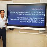 TC Athletics News | Three Student Athletes Earn U.S. Air Force Flight Academy Scholarships