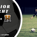 Boys Soccer | Senior Night vs Harmony Longhorns