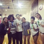 Girls Weightlifting Regionals