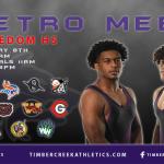 wrestling metro