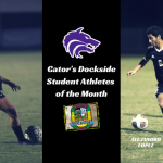 Gators Student Athletes of the Month