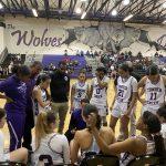 Girls Varsity Basketball beats Sandalwood 48 – 45