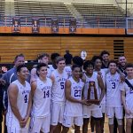 Boys Varsity Basketball beats Hagerty 68 – 56, Claims District Title