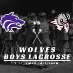 Boys Lacrosse vs Lake Mary