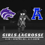 Girls Lacrosse | GAMEDAY at Apopka Blue Darters
