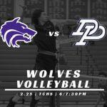 Boys Volleyball | GAMEDAY vs @PantherZone