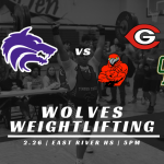 Boys Weightlifting Quad Meet