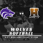 Softball vs Harmony