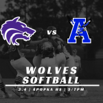 Girls Softball vs Apopka