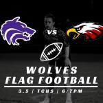 Girls Flag Football | GAMEDAY vs Edgewater Eagles