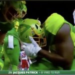 TC Alumni News | Jacques Patrick Scores First Professional Touchdown