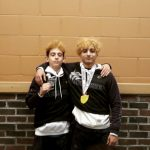 Boys Wrestling | J. Tapia Places 3rd, T. Dominguez Places 5th at States