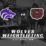Boys Weightlifting vs Cypress Creek