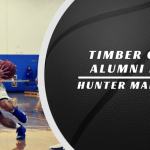 TC Alumni News | Hunter Martineau Named to First Team AMCC All-Conference for @HilbertAthletic