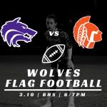 Flag Football vs Boone