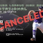 Varsity Baseball | FlorIda League High School Invitational Canceled