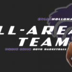 Boys Basketball | Sr, Dylan Holloman selected to @osvarsity All-Area Team
