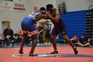 Wrestling vs Freedom