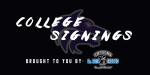 TC Athletic News | College Signings brought to you by Dr. Ross Taddeo Orthodontics