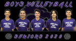 Boys Volleyball | 2020 Senior Salute