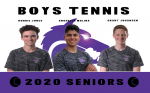 Boys Tennis Salute