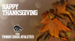 Happy Thanksgiving from Timber Creek Athletics