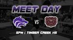 Girls Weightlifting | MEET DAY vs Cypress Creek Bears