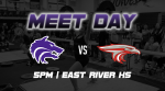 Girls Weightlifting | MEET DAY at East River Falcons