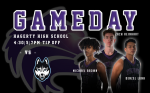 Boys Basketball | GAMEDAY at Hagerty Huskies
