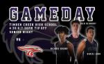 Boys Basketball | Senior Night vs East River Falcons