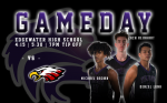 Boys Basketball | GAMEDAY at Edgewater Eagles
